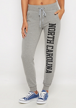 North Carolina Soft Knit Jogger