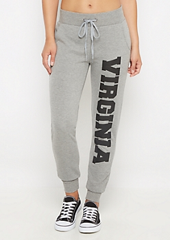 Virginia Soft Knit Jogger