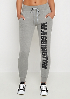 Washington Soft Knit Jogger