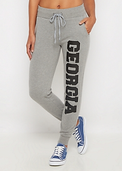 Georgia Soft Knit Jogger
