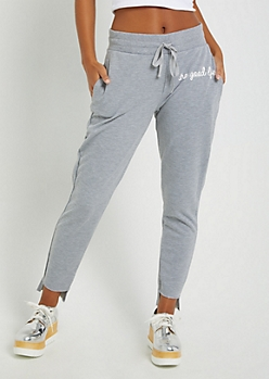 The Good Life Step Hem Jogger