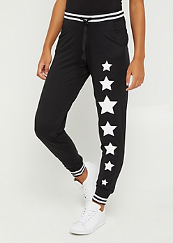 Starry Soft Brushed Jogger