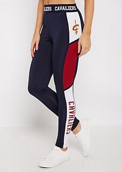 Cleveland Cavaliers Logo Blocked Legging
