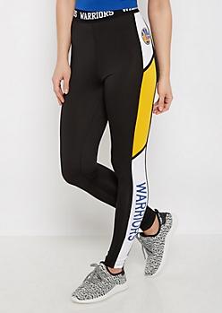 Golden State Warriors Logo Blocked Legging