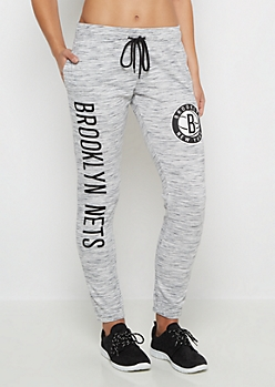 Brooklyn Nets Space Dye Jogger