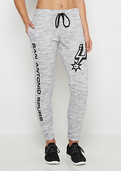 San Antonio Spurs Space Dye Jogger