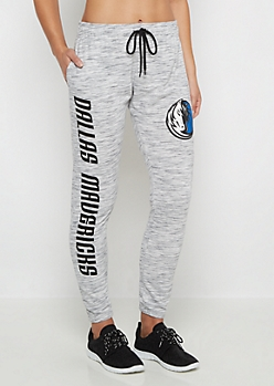 Dallas Mavericks Space Dye Jogger