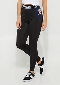 Oklahoma City Thunder Contrast Leggings