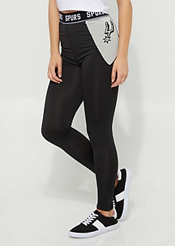 San Antonio Spurs Contrast Leggings