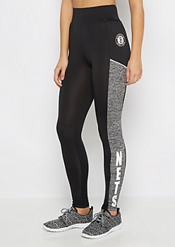Brooklyn Nets Color Block Legging