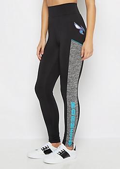 Charlotte Hornets Color Block Legging