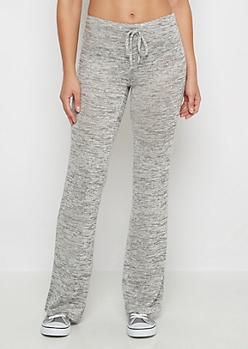 Space Dye Soft Knit Sweatpant