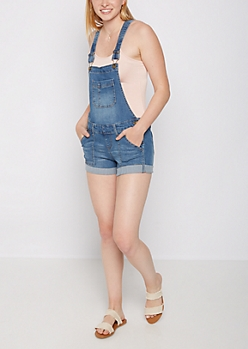 Vintage Washed Jean Shortall