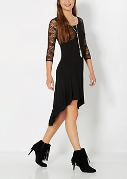 Lace Encounter Dress