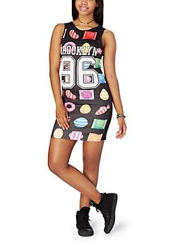 Brooklyn Hard Candy Bodycon Dress