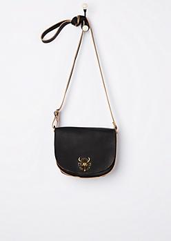Black Desert Steer Saddle Bag