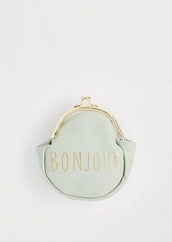 Hello Coin Purse By T-Shirt & Jeans®