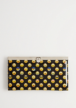 Emoji Accordion Wallet