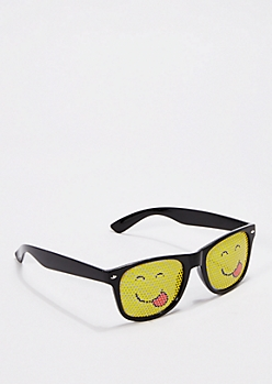 Emoji Retro Sunglasses