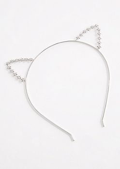 Daisy Cat Ear Headband