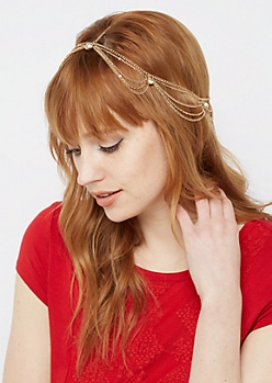Chandelier Gemstone Headchain