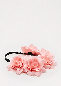 Pink Large Rosy Crown
