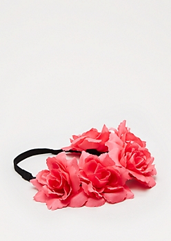 Fuchsia Large Rosy Crown