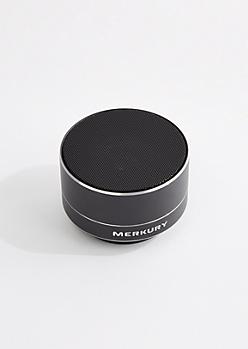 Black Aluminum Wireless Speaker