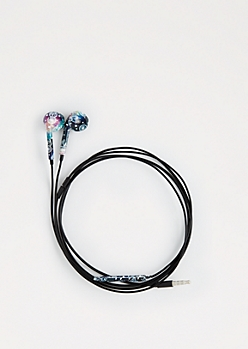 Galaxy Dreamcatcher Ear Buds