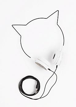 Leopard Cat-Titude Headphones