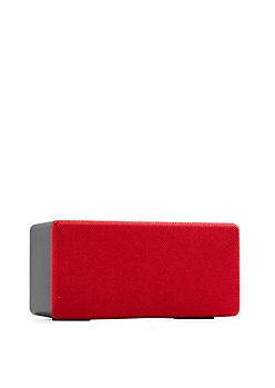 Red Soundbox Wireless Speaker by iWorld®