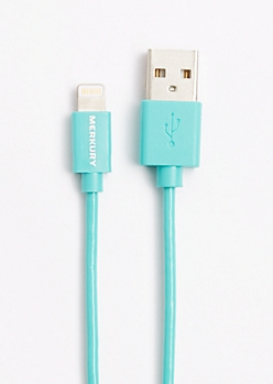Mint 3 Ft Lightning Charge & Sync Cable