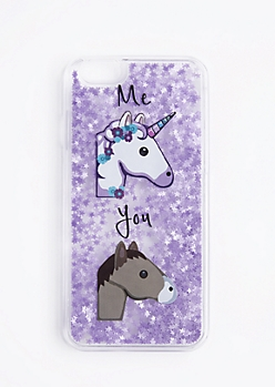 Me Unicorn, You Horse Case For iPhone 6/6s