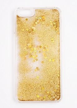 Gold Star Case For iPhone 6 Plus / 6s Plus