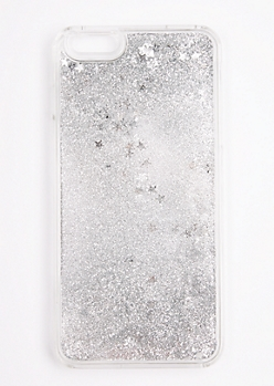 Silver Star Case For iPhone 6 Plus / 6s Plus