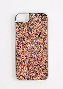 Iridescent Glitter Phone Case for iPhone 6/6S/7
