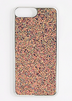 Iridescent Glitter Phone Case for iPhone 6 Plus/7 Plus