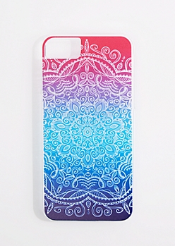 Colorful Mandala Phone Case for iPhone 6/6S/7