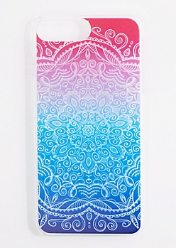 Colorful Mandala Phone Case for iPhone 6 Plus/7 Plus