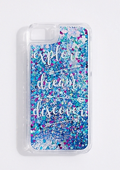 Discover Glitter Phone Case for iPhone 6/6S/7