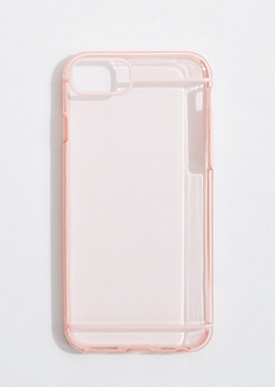 Pink Piped Case for iPhone 6/7