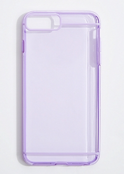 Purple Piped Case for iPhone 6 Plus/7 Plus