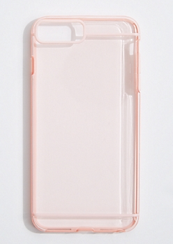 Pink Piped Case for iPhone 6 Plus/7 Plus