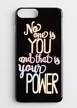 Your Power Case for iPhone 6 Plus/7 Plus