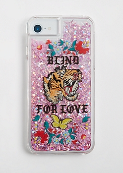 Blind Love Glitter Case for iPhone 6/6S/7