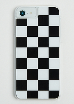 Checkered Case for iPhone 6/6S/7
