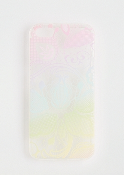 Rainbow Boho iPhone S5/5 Case