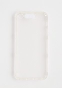 White iPhone 5/5S Flash Case