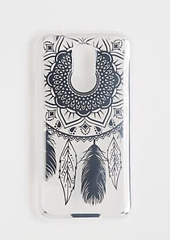 Silver Dreamcatcher Samsung S5 Phone Case