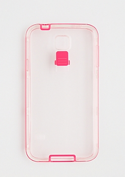 Fuchsia Galaxy S 5 Flash Case